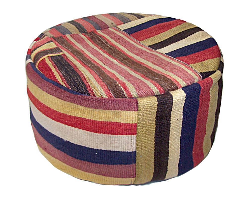 home poufs patchwork kilim pouf patchwork kilim pouf